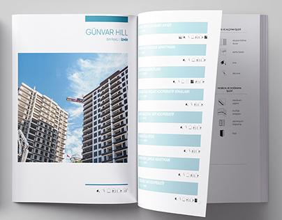 Construction Icon Design - İki Renk Yapı