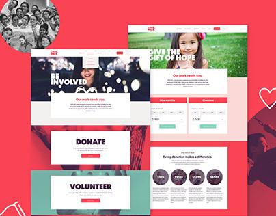 Love, Nils—Website Design