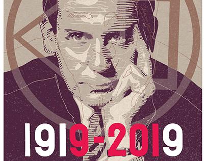 Walter Gropius Bauhaus - Weimar: 1919-2019
