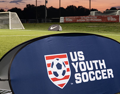 US Youth Soccer — Brand Identity
