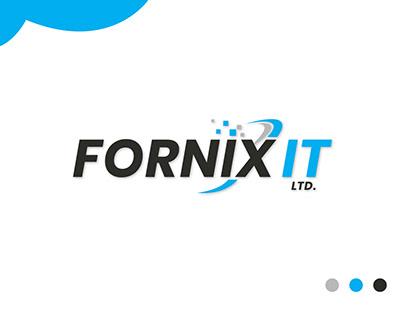 It Company Logo - Fornix It Ltd