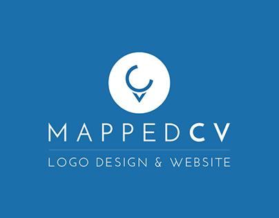 MappedCv - Logo Design & Website