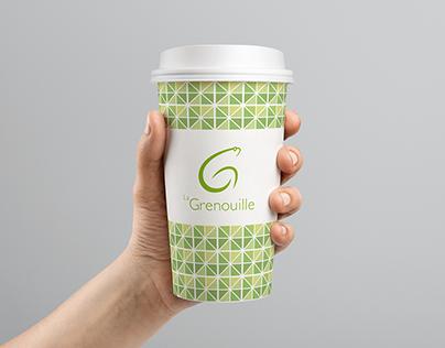 Restaurant branding – University project