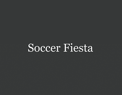Soccer Fiesta | Game Idea