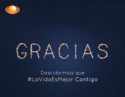 Televisa Gracias (2014)