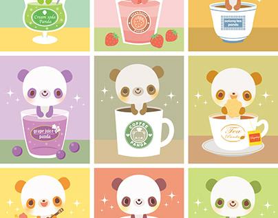 Cafe panda