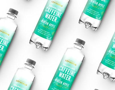 Caffeine Water Limited Edition