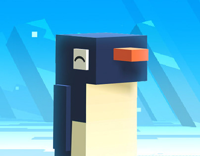 Penguin Valley - Endless Runner Mobile Game