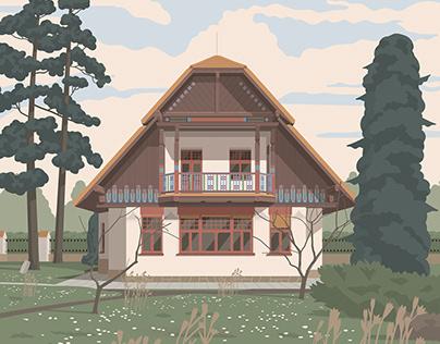 Trmalova vila