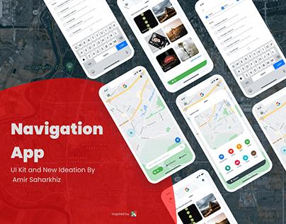 Navigation App Callenge