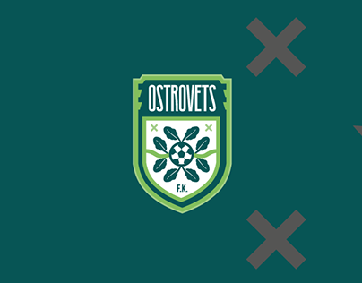 FK Ostrovets   New logo idea