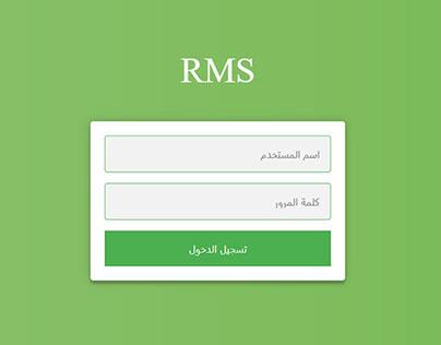 RMS (Restaurants Management System)