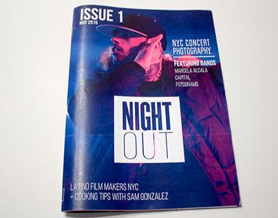 Night Out Magazine - Print Version