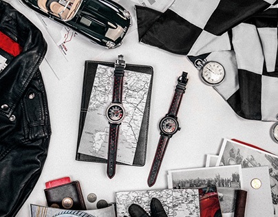 Product shooting for Willer watch brand