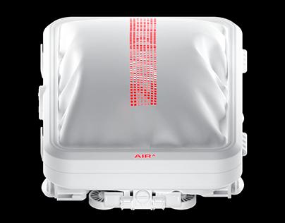 Newton Air (Autonomous suitcase)