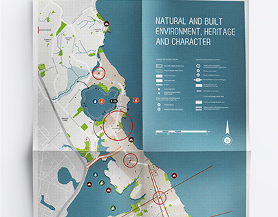 Map Design: Devonport Takapuna Area Plan