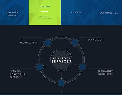 Align CyberSecurity Website