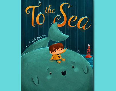 To the Sea - Picture Book