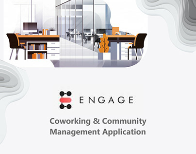 Engage - Coworking & Community Management Application