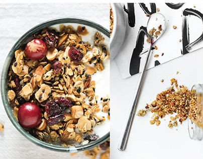 Granola Logo Creation and Packaging