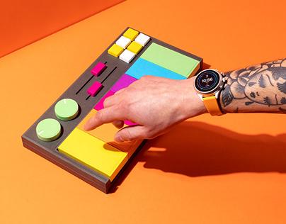 Fossil - Sport Smartwatch
