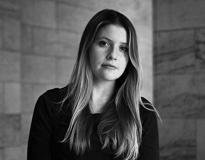 Author's Portrait - Emily Jacobs