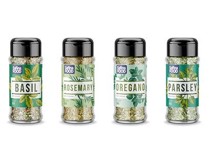 Mixed Herbs | Branding & Packaging