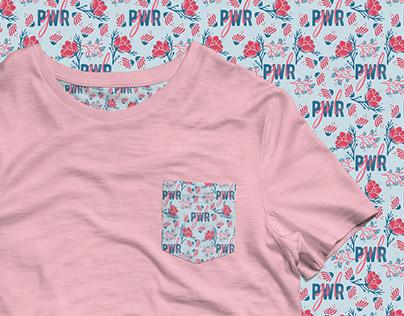 GRL PWR · Pattern Illustration