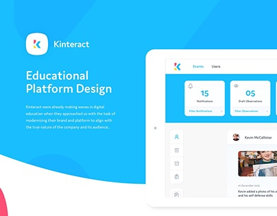 Kinteract - Application