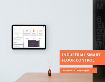 Industrial Smart Floor Controller - IoT