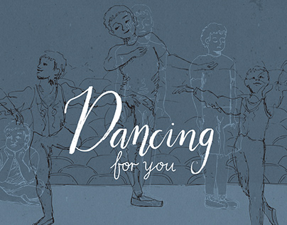 Dancing for you movie poster