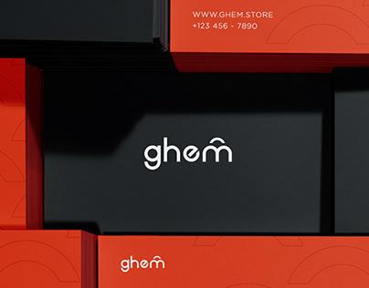 Ghem Brand Identity