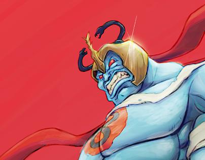 Mumm-Ra The Immortal