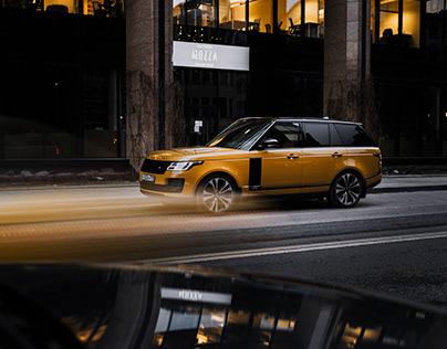 Range Rover Fifty, Bahama Gold