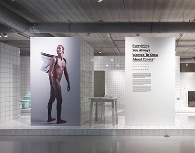 EXHIBITION CUBE DESIGN MUSEUM