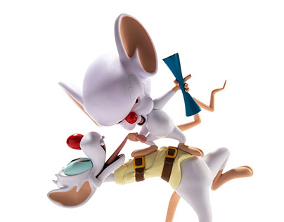 Pinky and The Brain Figure