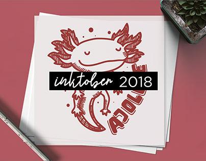 Inktober 2018 - Ilustración