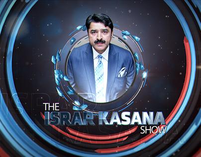 The Israr Kasana Show_Title Animation