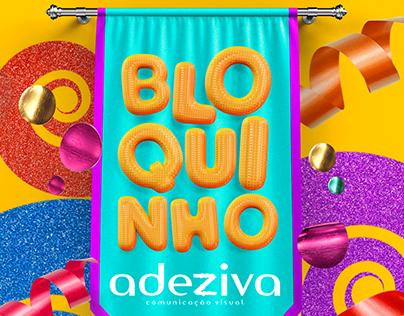 Bloquinho Adeziva