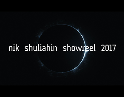 Animation, VFX, cleanup showreel 2017