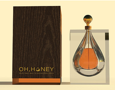 Oh, Honey Perfume