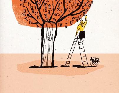 L'arbre à lettres
