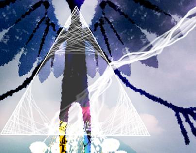 """""""Frames"""" - A modern tarot deck for insight"""