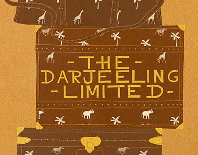 Darjeeling Limited Movie Poster
