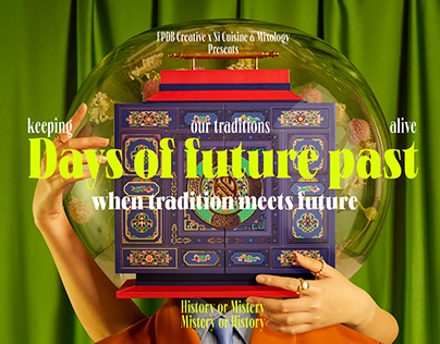 Days of the Future pass / Mooncake Project
