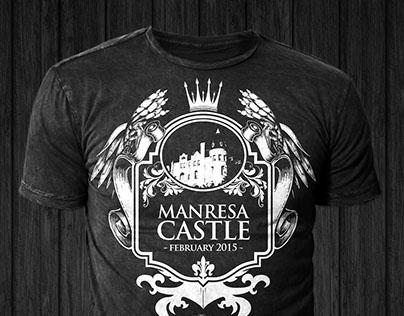 Manresa Castle T-shirt