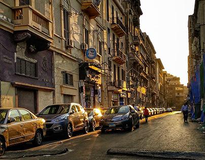 Alexandria Street
