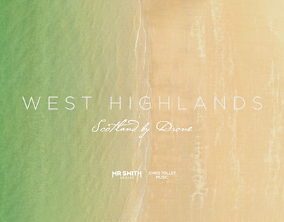 Scotland by Drone - West Highlands