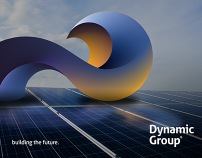 DYNAMIC GROUP // visual identity