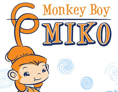 Monkey Boy Miko